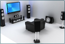 Residential A/V Installation and Repair Services