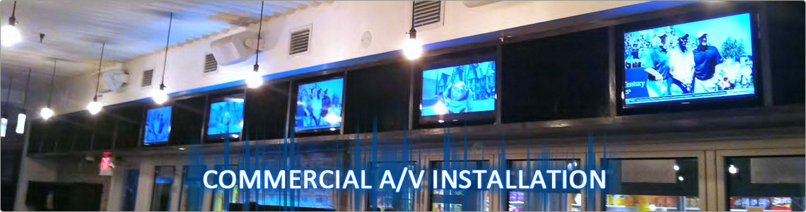 Orlando Commercial Audio Video Installation